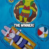 Pool Day & the winner!