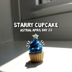 Starry Cupcake
