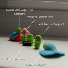 Gamer Cactus Diagram