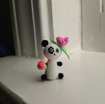 Love Struck Panda
