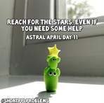 Reach For the Stars...