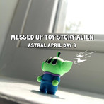 Messed Up Alien: Toy Story