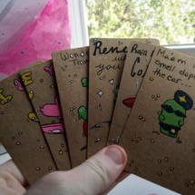 Card Order :)