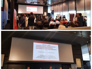 Se celebra en Madrid el encuentro CEA -40. Alphabeto Uruguay Presente.
