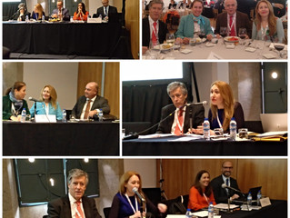 Conferencia de Porto, Portugal, Unión Internacional de Abogados. Participación de la Dra Jenifer Alf
