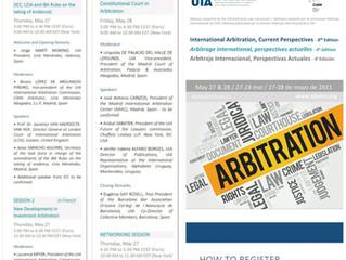 La Dra Jenifer Alfaro expondrá en el Seminario sobre Arbitraje internacional de UIA