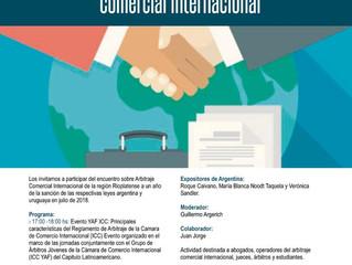 El próximo 22 de agosto nuestra socia fundadora, la Dra Jenifer Alfaro, expondrá en Buenos Aires, Ar