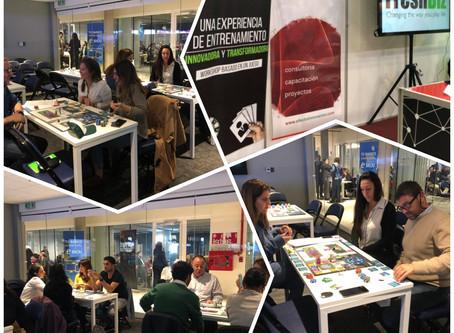FreshBiz en Expo Innovación.