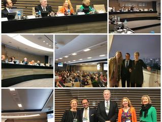 Seminario Internacional de Arbitraje y Dispute Boards, CIESP/FIESP, San Pablo, setiembre 2019. Expon