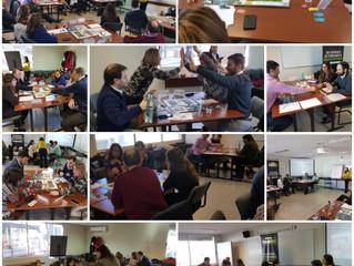 Alphabeto FreshBiz, siguen los eventos lanzamiento en el Uruguay: Con Universidad ORT MBA Alumni (23