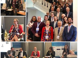 Congreso internacional de Arbitraje de la ICC, Monterrey, México, setiembre 2019.