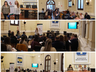 La Dra Jenifer Alfaro dicta cursos sobre Sociedades comerciales en la filial Durazno de la Asociació