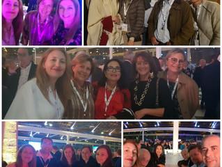 Unión Internacional de Abogados, Conferencia Anual de Porto 2018. Velada informal. Participación de