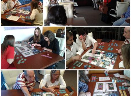 Nuevo Workshop FreshBiz. Otro grupo pasando por la Experiencia.
