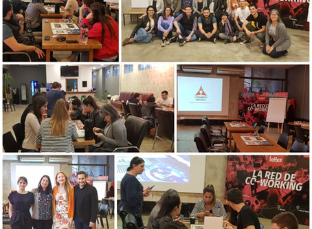 Workshop FreshBiz en Paraguay.