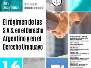 Las Dras Rosa Poziomek y Jenifer Alfaro representan a Uruguay en el evento internacional organizado