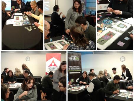 PMI recibe a FreshBiz Uruguay con un nuevo Workshop.