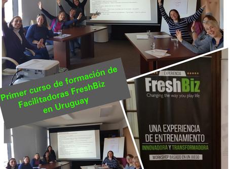 Formación de Facilitadores FreshiBiz en Uruguay: profundiza la herramienta para liderar el cambio.