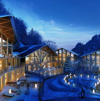 Ordino Mountain Residential Resort