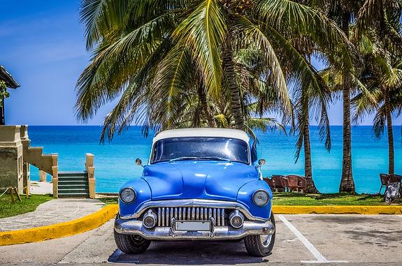 Varadero, Cuba - June 21, 2017: HDR - Am