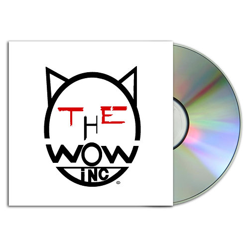 The Wow Limited Edition CD