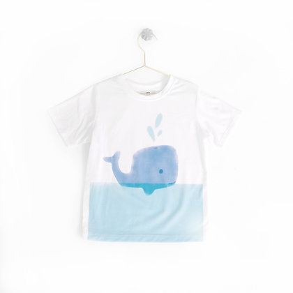 Playera Whale Of A Time