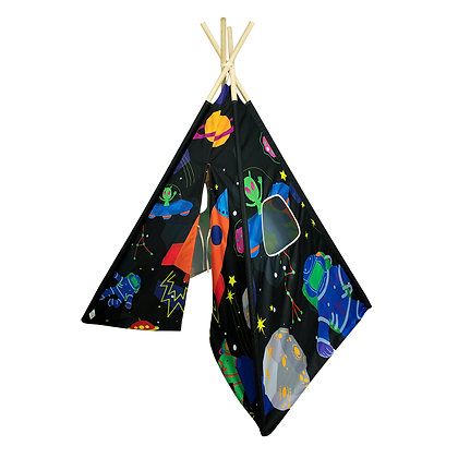 Teepee Galaxia - Full Color