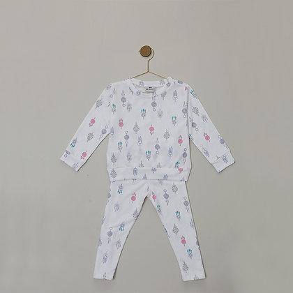 Pijama 2 Piezas Atrapasueños