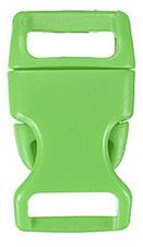"""Fivela """"tic-tac"""" simples - verde"""