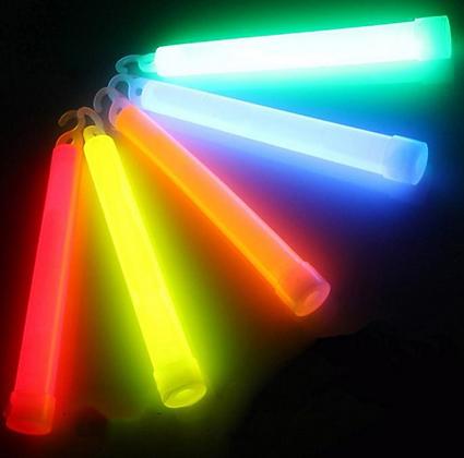 Bastão de Luz química - 12 hrs