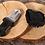 Thumbnail: Faca pescoço mini - modular - tática preta