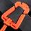 Thumbnail: Presilha modular - laranja