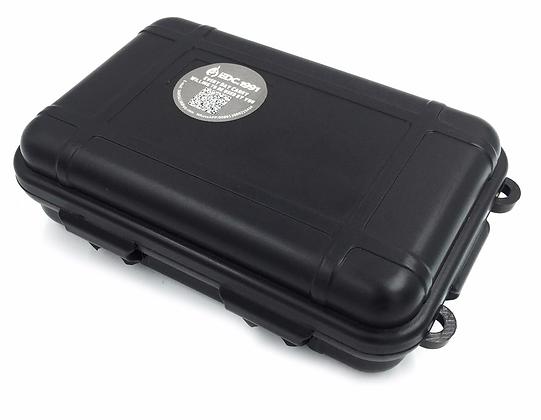 Kit de sobrevivência - caixa box 9 itens