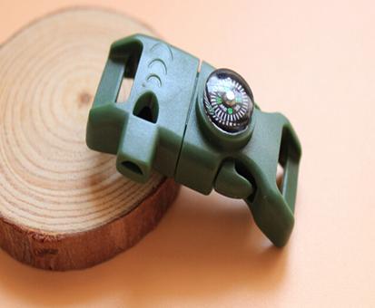 Fivela bracelete - TIC TAC - VERDE