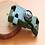 Thumbnail: Fivela bracelete - TIC TAC - VERDE