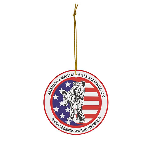 AMAA Inductee Ornament
