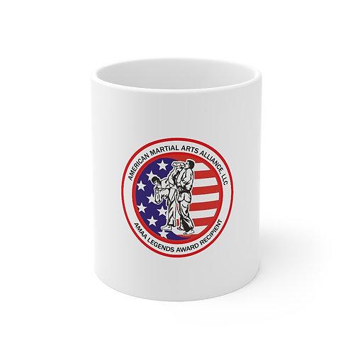 AMAA Inductee Mug 11oz