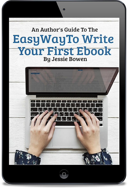 The Easy Way To Write Your First eBook Digital Download