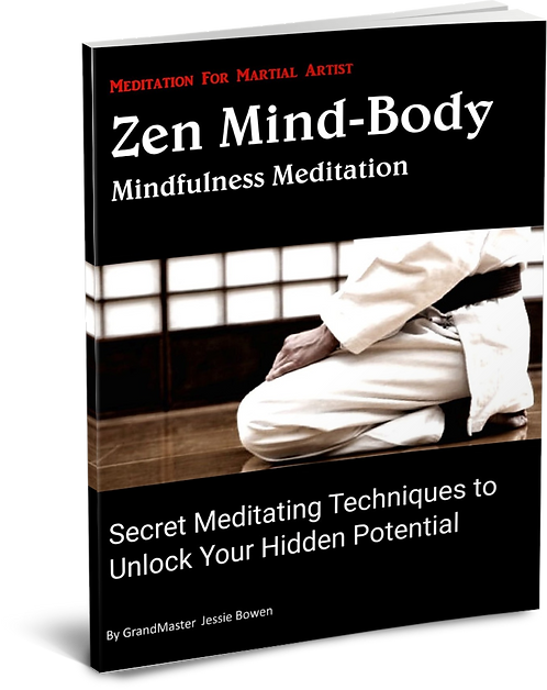 Zen Mind-Body Mindfulness Meditation for Martial Artist