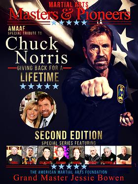 2020 Masters & Pioneers Chuck Norris Edi