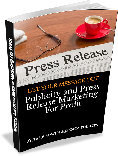 PUBLICITY AND PRESS RELEASE MARKETING