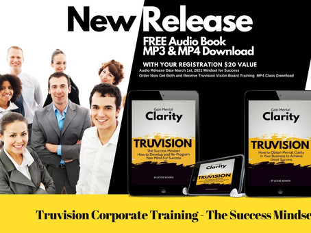 New eBooK Release Truvision Mindset for Success
