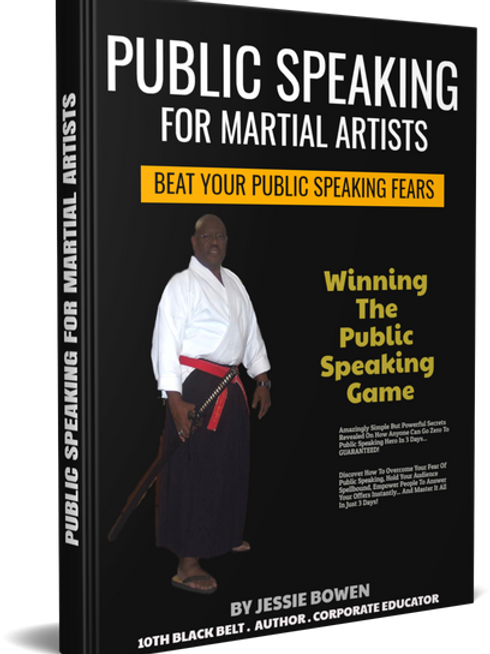 Public Speaking For Martial Artists Download