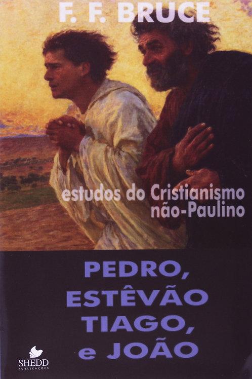 Pedro, Estevão, Tiago e João: estudos do cristianismo não-Paulino