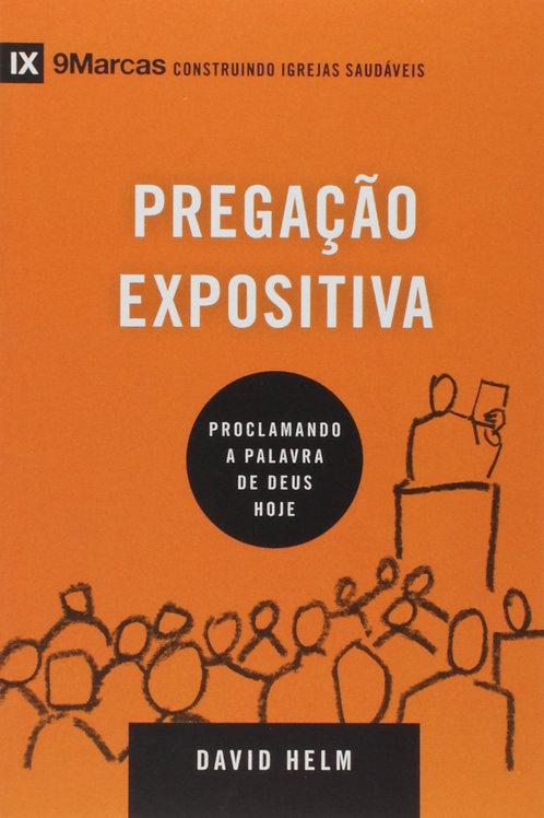 Pregação Expositiva - Série 9Marcas