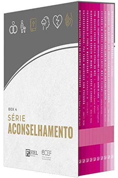 BOX 4: SERIE ACONSELHAMENTOS (N 28 AO N 37)