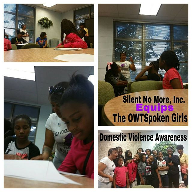 SNM and the Owtspoken teens!! #SilentNoMore #beaVoice #beHeard #beSilentNoMore