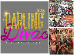 Huge shout out to owner TaQuita Townsend with _darlingdivas_spatique for being a sponsor for our tee
