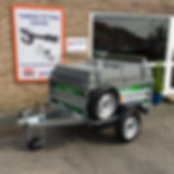 Watton Towing, Daxara Trailer, Trailers, Maypole, Erde, Daxara, Towbar fitting in Norfolk