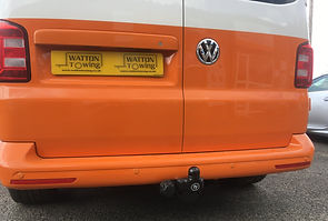 Towbar, Towbars, Watton Towing